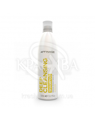 Deep Cleansing Shampoo Шампунь глубокой очистки, 300 мл :