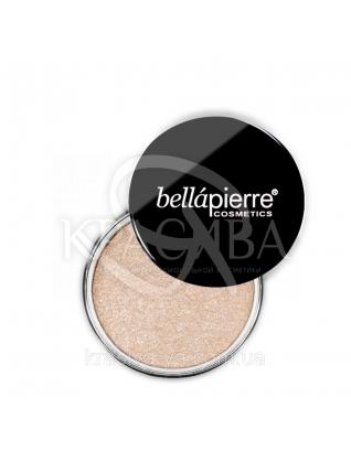 Косметический пигмент для макияжа (шиммер) Shimmer Powder - Champagne, 2.35 г : Шиммер для лица