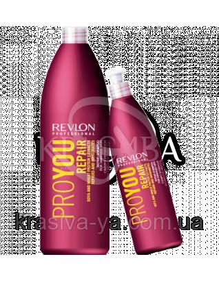 Шампунь відновлюючий, 350мл : Revlon Professional