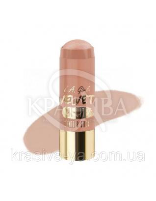 L. A. Girl GCS 581 Velvet Contour Sticks Hi-Lite - Luminous - Оксамитовий контур в стіку, 5.8 м : Хайлайтери