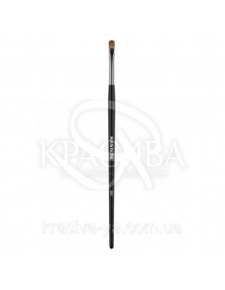 223 Lip and eyeshadow brush, sable - плоска Кисть для губ, тіней, соболь : Nastelle