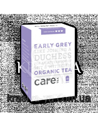 "Care Earl Grey - Черный чай ""Эрл Грей"" пакеты, 18 шт : Care Tea"