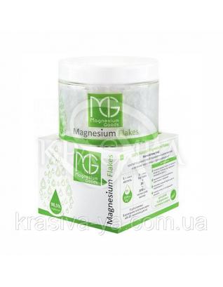 Magnesium Flakes Магнієвий пластівці для ванн і ванн, 150 г : Для ванни і душу