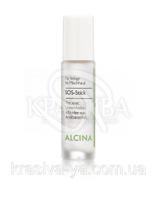 SOS-Стік, 10мл : Alcina