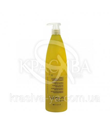 Уна Кондиционер гидровосстанавливающий для всех типов волос, 1000 мл - 1