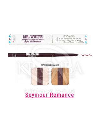 The Balm Mr. Write Seymour - Стойкий карандаш для глаз Romance, 0.35 г : TheBalm