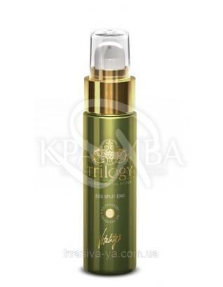Vitality's SPA Trilogy SOS Split End Флюид для секущихся кончиков волос, 30 мл : Флюид для волос