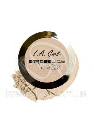 L. A. Girl GSP 622 Strobe Lite Strobbing Powder 110 Watt - Пудра для стробинга, 5 м : Пудра для обличчя