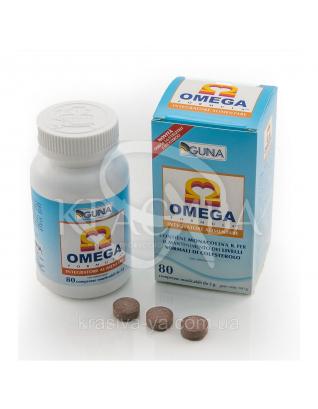Omega Formula Захист серцево-судинної системи, 80 піг*2 г