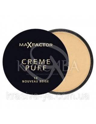 Cream Puff - Крем-пудра (N13), 21г : Пудра для лица