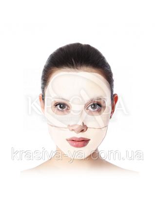 Гідрогелева маска з слизом равлики регенерує, загоює шкіру, 1 шт : Clarena