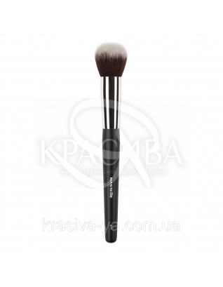 371 Powder foundation brush, synthetic kabuki - Кисть для тону і пудри, синтетика : Nastelle