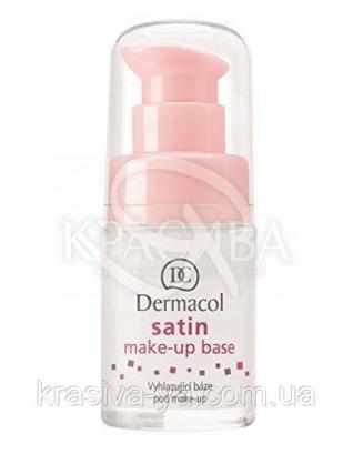 DC Make-up Base Satin База под макияжа с выравнивающим эффектом (помпа), 15 мл : Основа под макияж