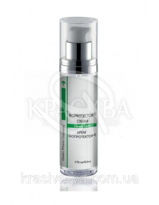 "Крем для лица ""Биопротектор"" SPF 25 прозрачный (фл. Airless), 50 мл : Green Pharm Cometic"