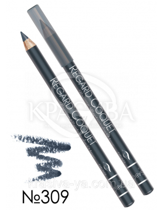 VS Regard Coquet - Карандаш для глаз (309-темно-серый), 0,9 г : Макияж для глаз