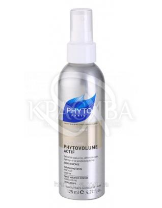 Фитоволюм Актив спрей для додання прикореневого об'єму волосся, 125 мл : Phyto
