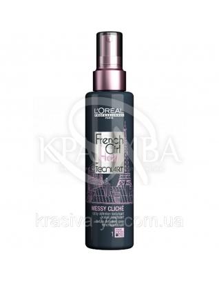 L'oreal Professionnel Tecni Art French Girl Hair Missy Cliche - Ультра-легкий спрей для тонких волос, 150 мл : L'oreal Professionnel