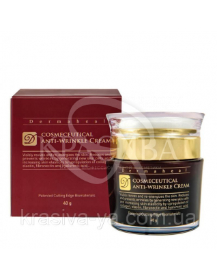 Dermaheal Cosmeceutical Anti-wrinkle Cream Крем для лица, шеи и декольте с омолаживающим эффектом, 40 мл