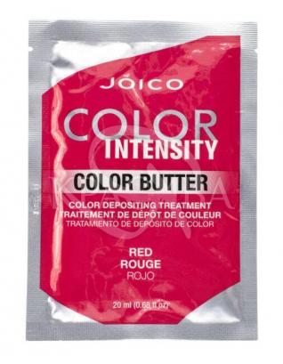 Цветное масло Color Intensity Care Butter Красный, 2 х 20 мл : Оттеночные средства