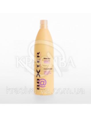 Baxter Бальзам-кондиционер увлажняющий с маслом семян льна, 1000 мл : Бальзам для волос