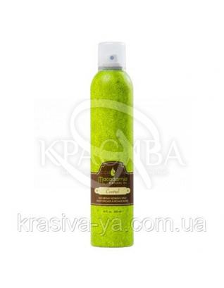 Лак рухомий фіксації вологостійкий, 300 мл : Macadamia Natural Oil