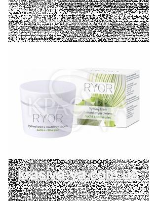 Питательный крем с миндальным маслом, 50 мл : RYOR