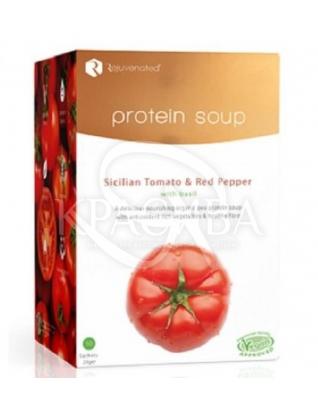 Протеиновый суп Сицилийский томат : Органические напитки и соки