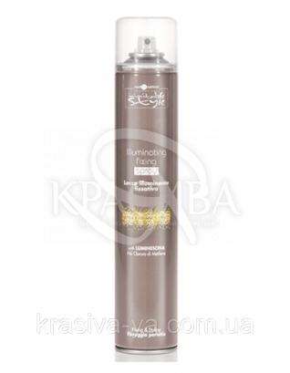 HC Фиксирующий лак для волос сильной фиксации, 500 мл :