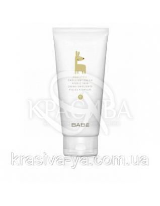 Детский смягчающий крем для тела Babe Emollient Cream, 200мл : Детский крем для тела