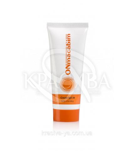 Сонцезахисний крем SPF 30 (без тону), 100мл - 1