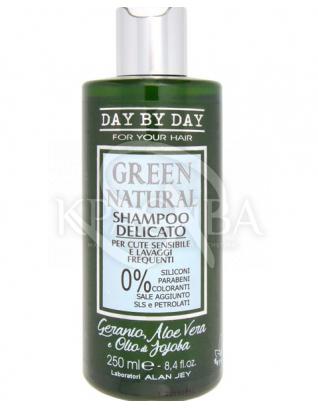 Делікатний шампунь для чутливої шкіри і частого застосування : Alan Jey