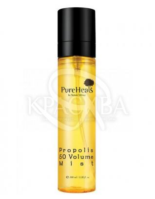 Спрей увлажняющий для питания кожи лица с экстрактом прополиса : Термальная вода