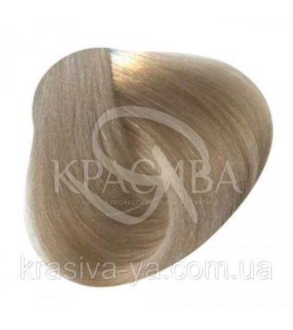 Стойкая крем-краска для волос 10.01 Экстра светлый натуральный пепельный блондин, 100 мл - 1