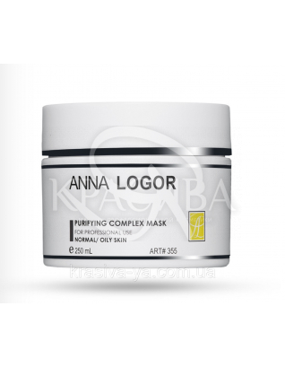 Purifying Complex Mask Комплексна очищаюча маска, 250 мл