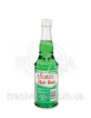 Тоник для ухода с ментолом и эвкалиптом для жирных волос Clubman Hair Tonic Without Oil Prof. Size, 414 мл