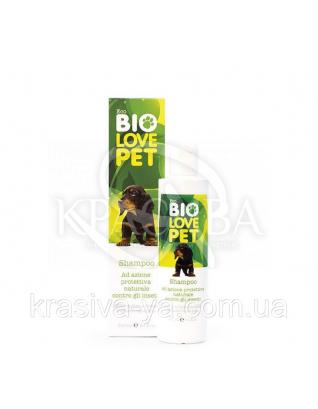 BM Шампунь від комах Bio Love Pet / Bio Love Pet Mosquito Repel Shampoo, 250 мл : BEMA COSMETICI
