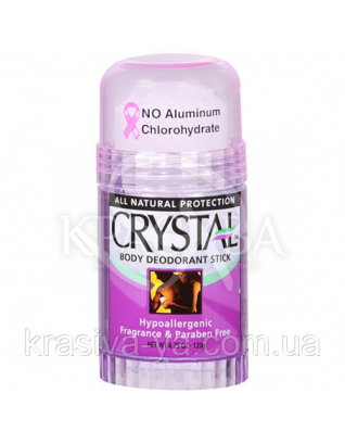 Crystal Body Deodorant Stick - Дезодорант, 120 г : Дезодоранты