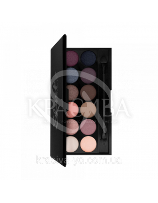 Sleek I-Divine Palette Oh So Special - Палетка тіней для повік, 12*1.1 м : Sleek make up