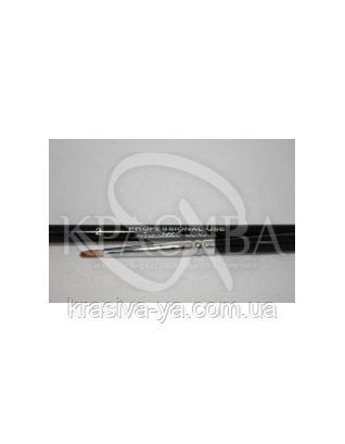 Кисть для підводки №2 куниця : Cinecitta