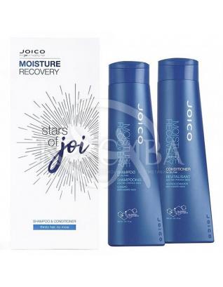 Звездный набор для сухих волос (шампунь + кондиционер), 300 мл + 300 мл : Beauty-боксы для волос