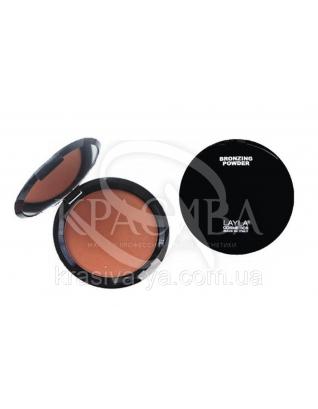 Компактная основа для лица Top Cover Bronzing Powder 04, 8 г : Основа под макияж