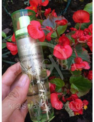 Міцелярна вода з екстрактом зеленого чаю, 420 мл : Міцеллярна вода