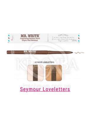 The Balm Mr. Write Seymour - Стойкий карандаш для глаз Loveletters, 0.35 г : TheBalm