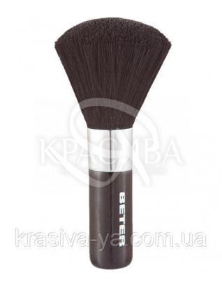 Beter Кисть для макіяжу, ворс кози, 11.5 см : Пензля для обличчя