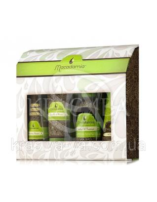 Набір по догляду за волоссям Фешн-бокс (міні) : Дорожні міні-набори для волосся