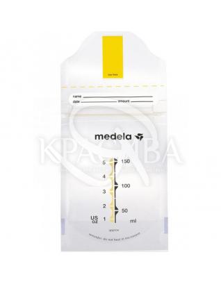 Пакети для зберігання і заморожування грудного молока : Medela