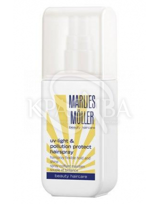 UV-Light & Pollution Protect Hairp Spray Солнцезащитный стайлинг - спрей с ароматом парфюма, 125 мл :