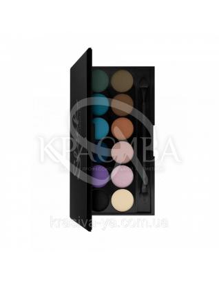 Sleek I-Divine Palette Original - Палетка теней для век, 12*1.1 г : Sleek make up