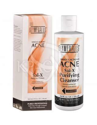 Sal-X Purifying Skin Cleanser Очищающее средство Sal-X с 2% салициловой кислоты, 236 мл
