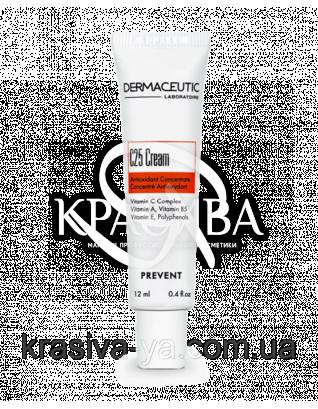 C25 Cream Денна захисна сироватка (антиоксидантний концентрат), 12 мл : Dermaceutic Laboratoire